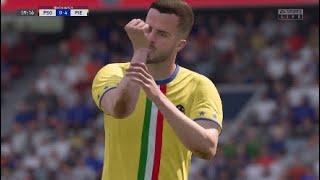 FIFA 20 - Pjanić curls a nice one