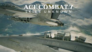 ACE COMBAT 7 Skies Unknown I NEW Gameplay Trailer I Flight Simulator I PC Xbox One PS4