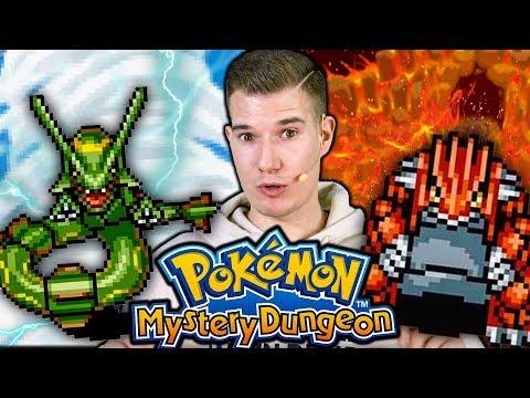 Das FINALE! POKÉMON Mystery Dungeon Team Blau: LIVE 🔴