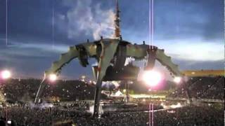 U2 360 Tour @ Montreal - July 8/9th, 2011 - Multicam - Intro (Space Oddity) + Even Better Than...