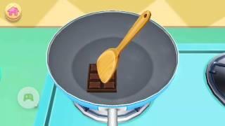 видео Игры Готовить торты для девочек