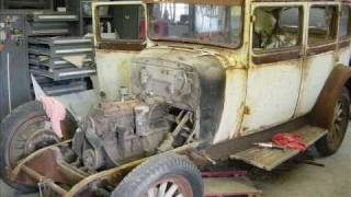 1928 Dodge build from start to finish