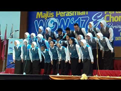 CHAMPION CHORAL SPEAKING COMPETITION NATIONAL LEVEL 2017 (SBP)
