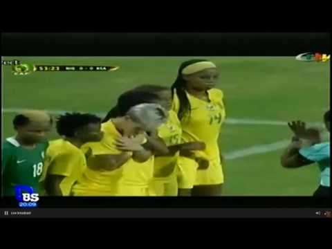 Nigeria vs. South Africa [Second Half] (2016 AWCON Semis)