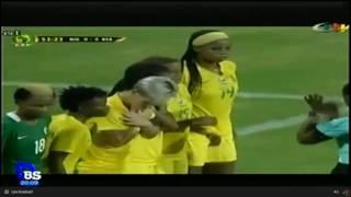 Nigeria vs. South Africa [Second Half] (2016 AWCON Semis)
