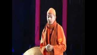 Spiritualizing the whole life: Swami Sarvapriyananda at TEDxIIMRanchi
