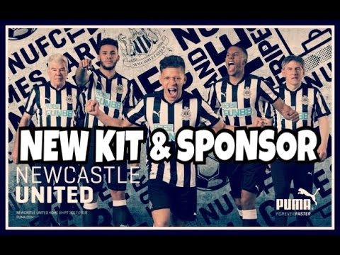 Newcastle have a new kit & sponsor | Christian Atsu to sign?