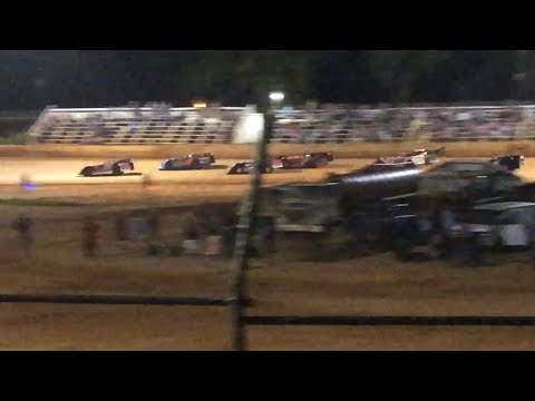 9/1/19 Blue Ridge Outlaw Late Models Harris Speedway