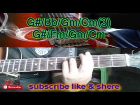 ICU   Poj dab # qhia chords guitarr