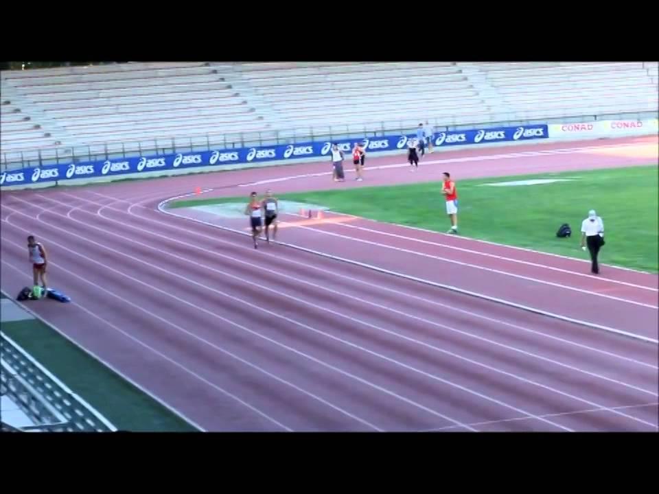 4x800m Allievi Atletica Firenze Marathon 7'54