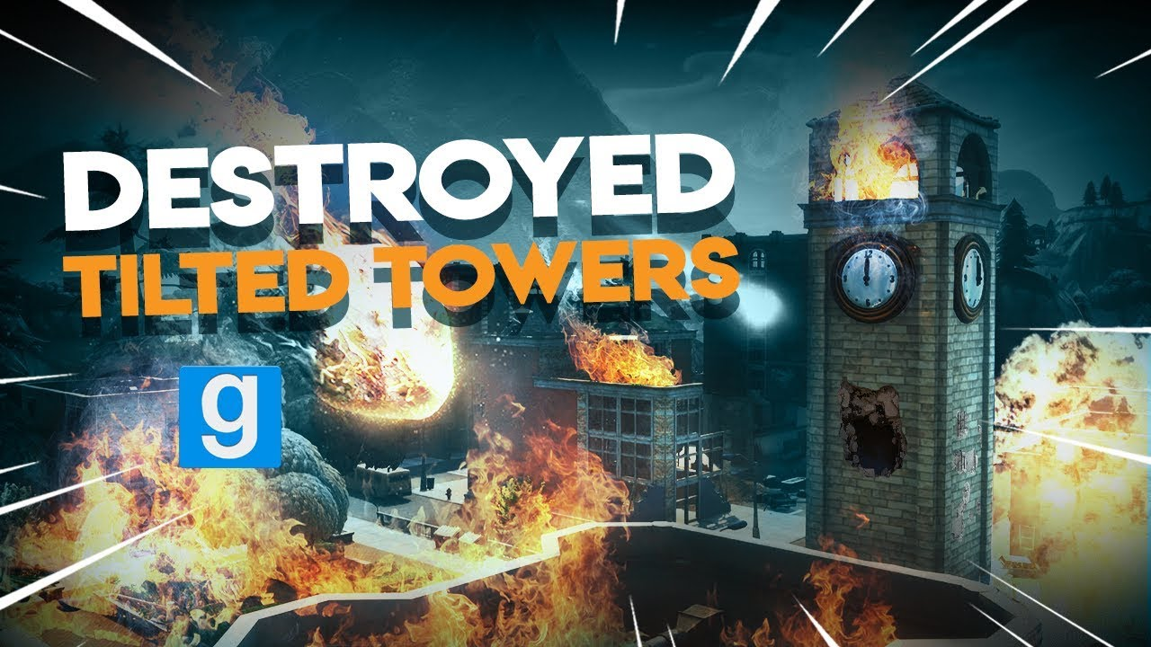 i-destroyed-tilted-towers-gmod-sandbox-natural-disasters-mod