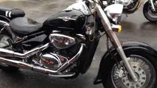 Мотоцикл SUZUKI INTRUDER 400 CLASSIC