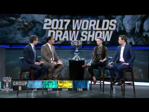 Jatt, Papasmithy, Froskurinn and Deficio discuss the outcome of S7 Worlds 2017 Group Draw!
