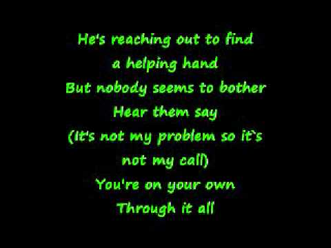 Celine Dion-Love Is All We Need With Lyrics