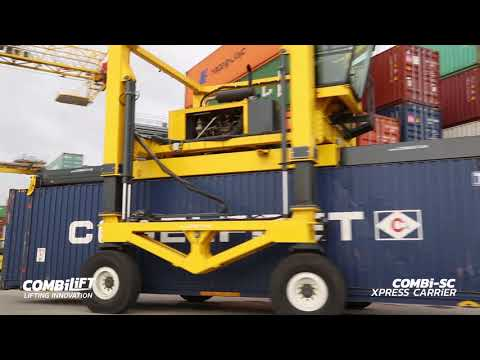 Combilift XPRESS CARRIER: Docks
