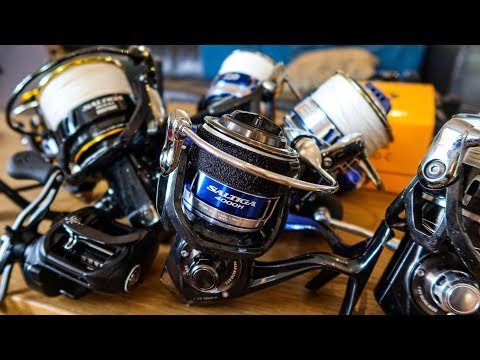 NEW Fishing Reels! (Expensive)