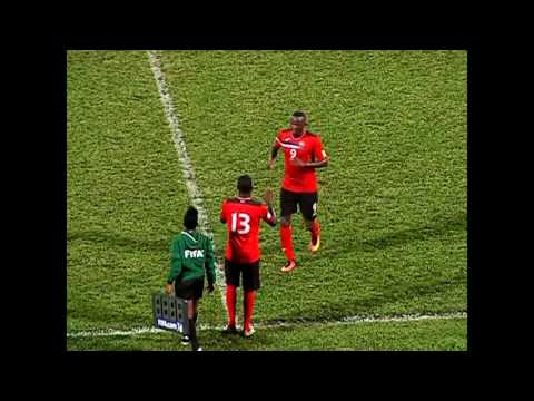Match Highlights - Trinidad and Tobago 2 Barbados 0