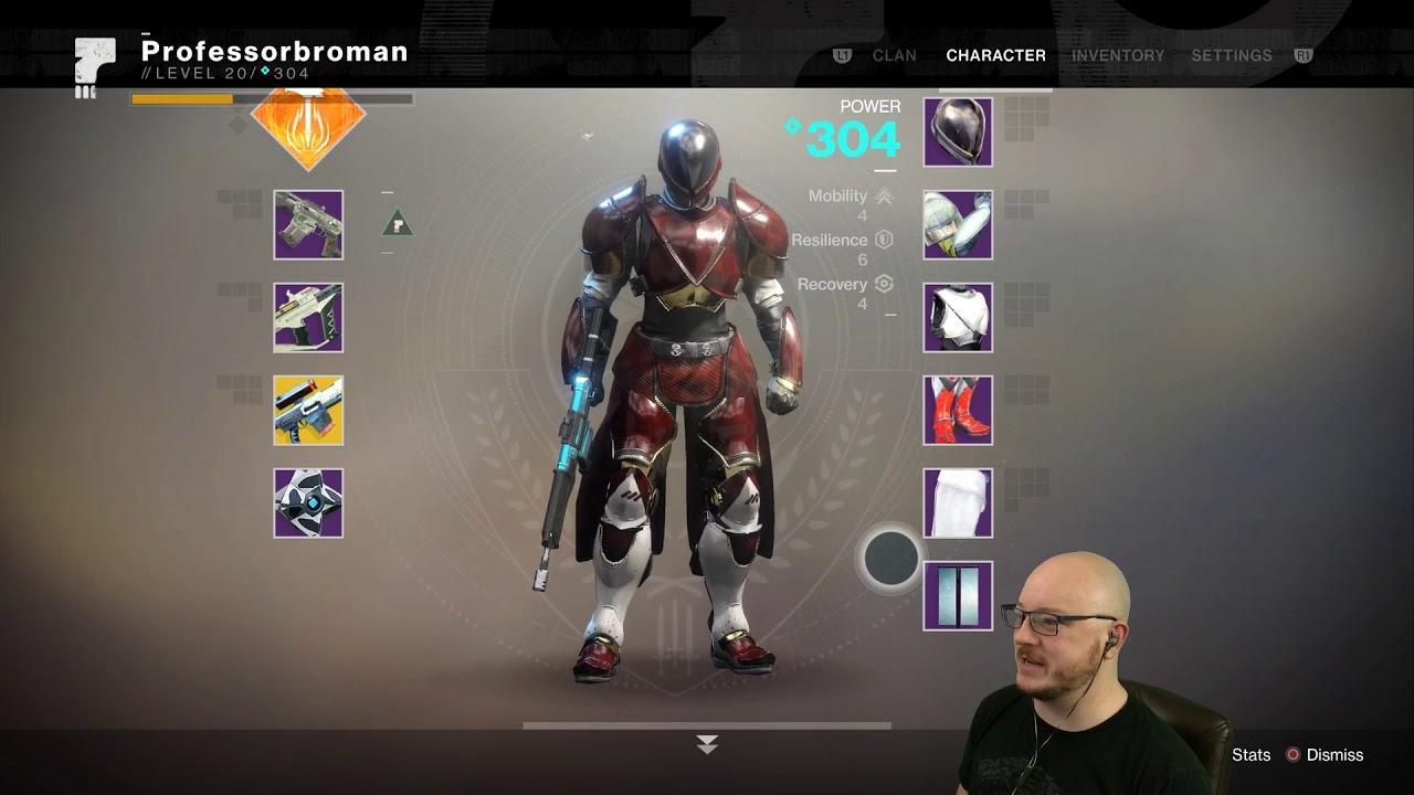 How To Build Armor In Destiny