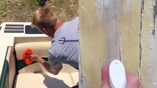 Instant Stain Removal (Mold, Mildew, Green Algae, Home Exterior, Boat Detailing, and MORE!)
