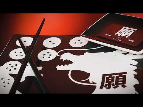 Dragon Ball Z - Shenron Sushi Set with Chopsticks - Video