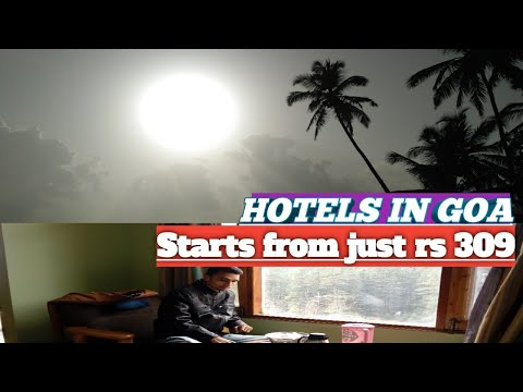 hotels-in-goa-starts-from-just-rs-309||-goa-best-hotels-on-best-location