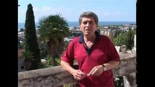 видео Минеральные и термальные источники Абхазии.