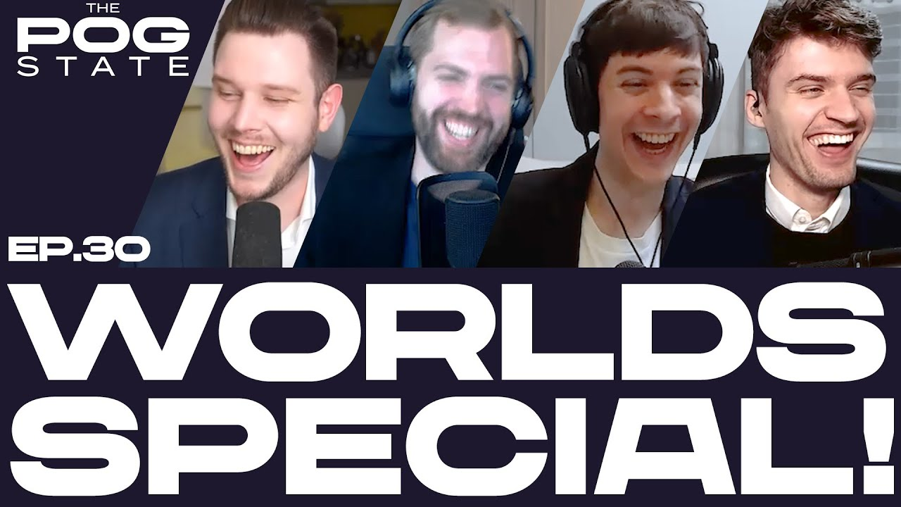 Download THE POG STATE I EP 30. - Worlds Special - How will LCK do in Groups?