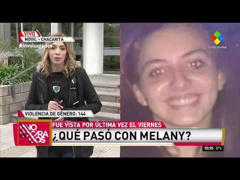 Desesperada búsqueda de Melany - Investigan los datos de la SUBE
