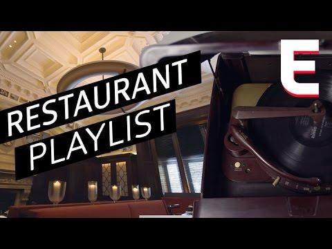 How The Best Restaurants Pick Their Music Shokunin