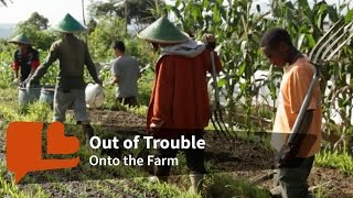 A Farm Where People Grow - Berkembang Di Kebun