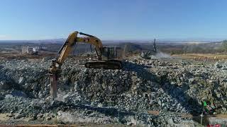 Oroville Spillways Phase 2 Update November 17, 2017