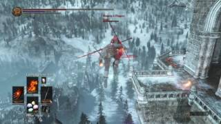 [PS4] Dark Souls 3 - Invader Battle On Invisible Bridge / Anor Londo