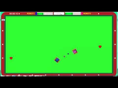 video test code tank demo
