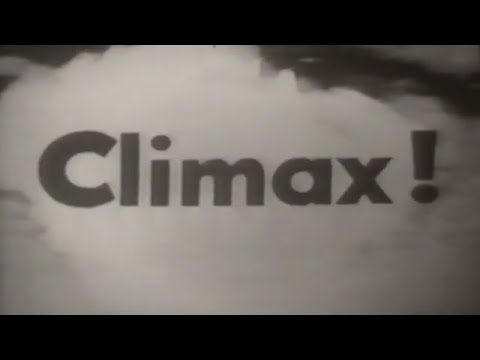 Climax! Trial By Fire 50s, TV Drama