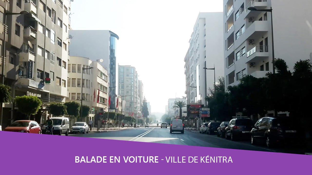 Balade Voiture  Ud83d Ude98 Ville De K U00e9nitra - Maroc