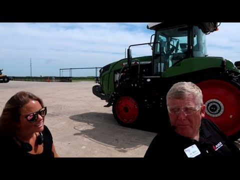 How Tractors are Built!  AGCO Factory Tour!