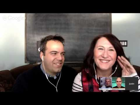 """Mind Your Own Business: """"Working With a Partner"""" with Justin and Mary Marantz"""