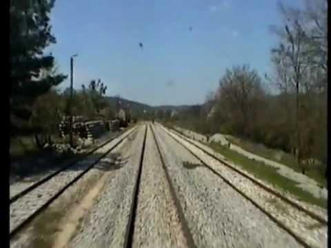 Greek Railways Komotini - Alexandroupoli