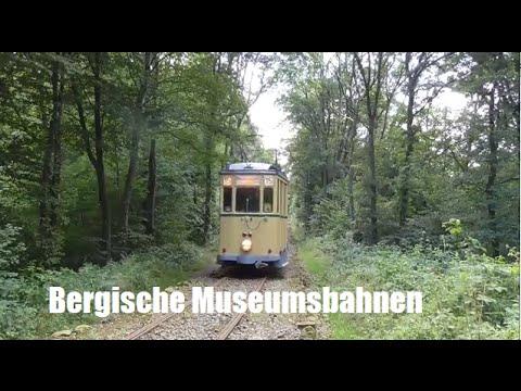 Bergische Museumsbahnen 2015