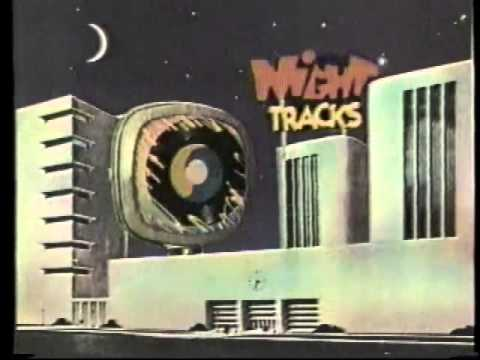 Night Tracks 1988 WTBS Commercial