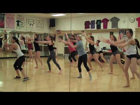 Zumba SMHS Senior Project 2016