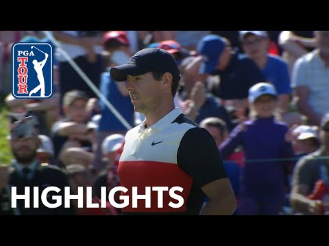 Rory McIlroy Highlights   Round 3   RBC Canadian Open 2019