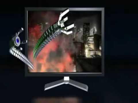 lunette 3d nvidia 3dvision youtube. Black Bedroom Furniture Sets. Home Design Ideas