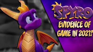 Spyro The Dragon - New Evidence of Game in 2021? [JOB LISTINGS]