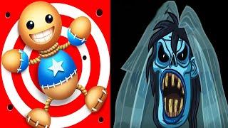 Troll Face Quest Horror 2 Vs Kick the Buddy - Gameplay Walkthrough - Trolling Best Moments