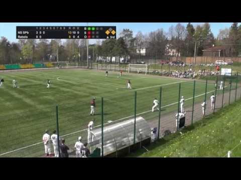 Видео: Бейсбол в Сестрорецке 10 мая 2014 года