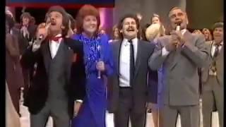 CILLA BLACK ITV TELETHON 1988