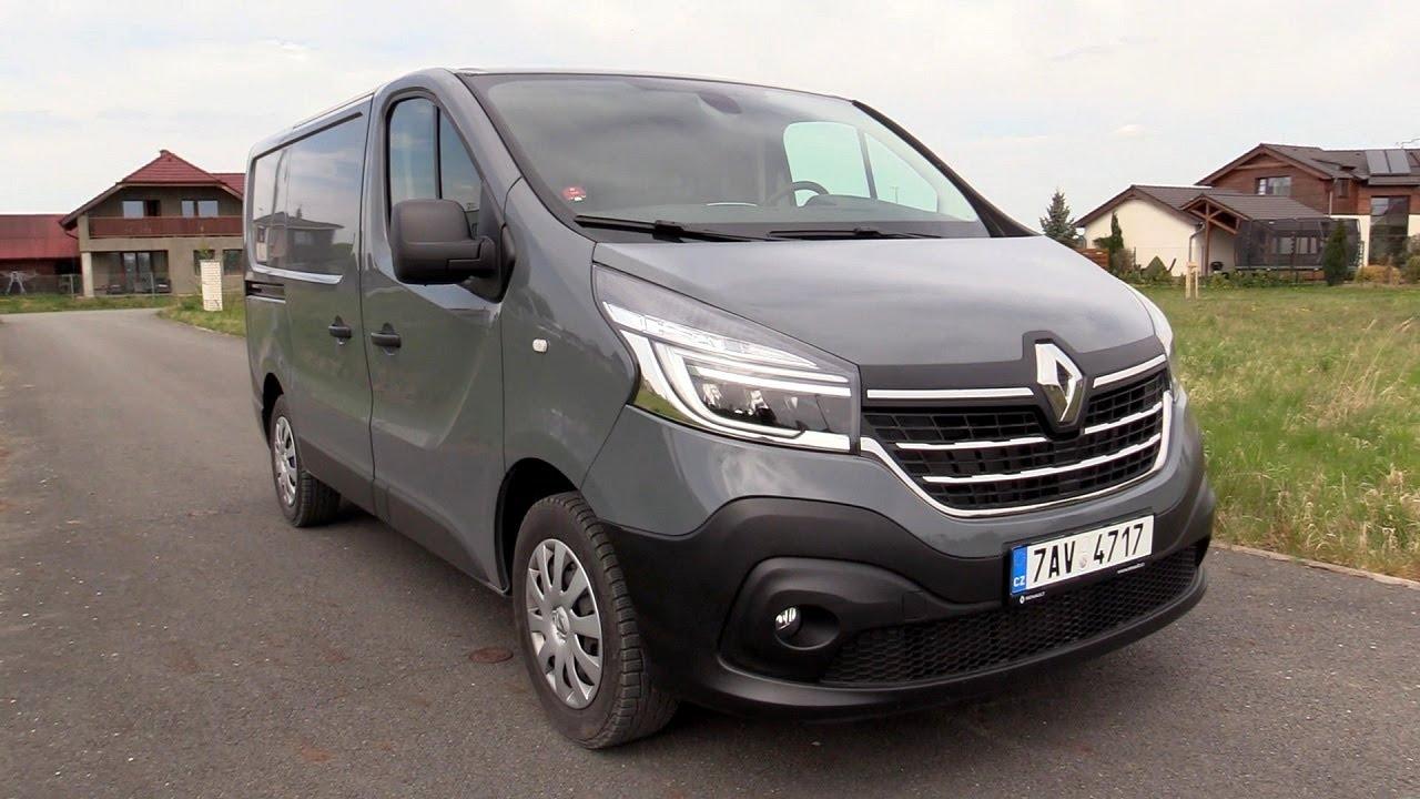 2020 Renault Trafic Exterior