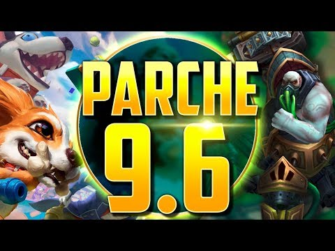 HAN ROTO A URGOT | Parche 9.6 (League of Legends) thumbnail