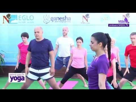 Primii pasi in yoga - Sezonul 1, Episodul 3. Yoga omului modern